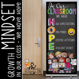 CHALK {melonheadz} - growth MINDSET - LARGE BANNER, In Our