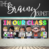 CHALK {melonheadz} - growth MINDSET - LARGE BANNER, you PE