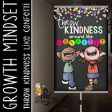 CHALK {melonheadz} - growth MINDSET - MED BANNER, Throw KI