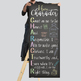 CHALKBOARD - Classroom Decor: LARGE BANNER, I have CHARACTER - PASTEL
