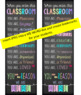 music CHALK - Classroom Decor: LARGE BANNER, When you enter this classroom