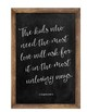 CHALKBOARD SIGN Industrial Chic Farmhouse Classroom Decor Inspirational Poster