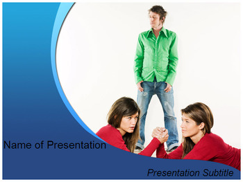 CHALLENGE POWERPOINT TEMPLATE