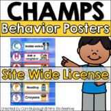 CHAMPS Behavior Management - School-Wide Site License