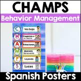 CHAMPS Behavior Management - Spanish Version (PBIS)