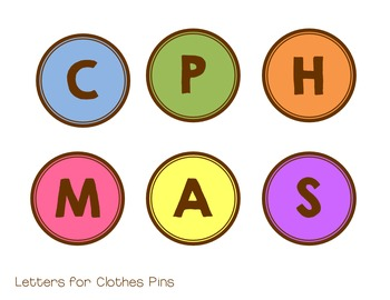 CHAMPS Behavior Management System {Brown Polka Dots Decor}