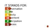 CHAMPS Behavior management system