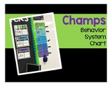 CHAMPS Behaviour Chart