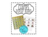 CHAMPS Display Board