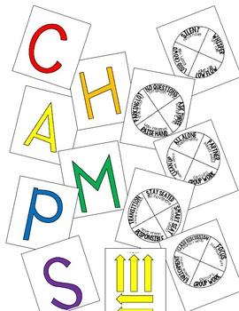 CHAMPS Circle Signs