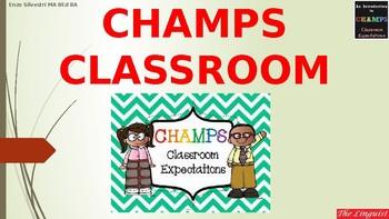 CHAMPS Classroom