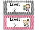 CHAMPS Classroom Management Cards in Chevron