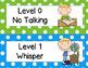 CHAMPS Classroom Management Polka Dots EDITABLE