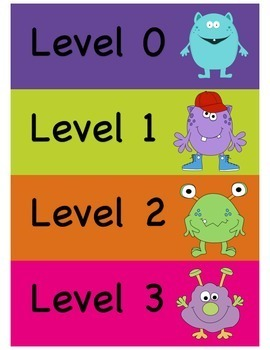 CHAMPS Classroom Management Monster Theme