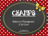 CHAMPS Clip Chart Management - Cherries and Red Dots