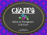 CHAMPS Clip Chart Management - Flowers