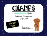 CHAMPS Clip Chart Management - Star Wars