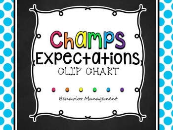 CHAMPS Expectation Clip Chart
