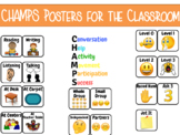 CHAMPS Flip Display Cards: Basic Clip Art