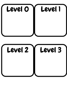 CHAMPS Flip Display Cards: Create Your Own Theme