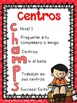 CHAMPS POSTERS FOR DUAL CLASSROOMS - ENGL & SPAN