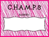 CHAMPS Wall Poster Brights