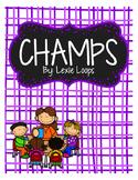 CHAMPS behavior management