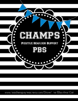 CHAMPS 100% BLACKLINE POSTERS