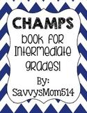 CHAMPS book for INTERMEDIATE