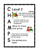 CHAMPS expectations for group work