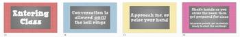 CHAMPs Bundle-Chalkboard, Editable