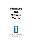CHAMPs and Volume Level Charts