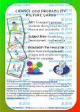 CHANCE printable cards