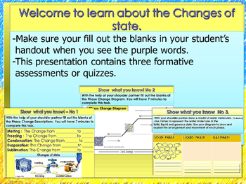 CHANGES OF STATE- MS-PS1-4