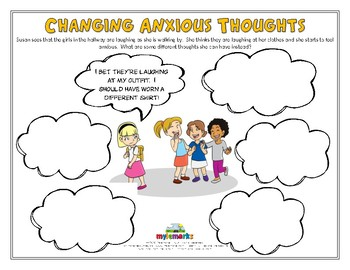 CHANGING ANXIOUS THOUGHTS