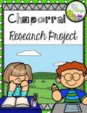Habitat Research CHAPARRAL