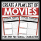 CHARACTER ASSIGNMENT - MOVIE PLAYLIST
