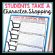 CHARACTER ASSIGNMENT: SHOP FOR A CHARACTER
