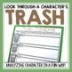 CHARACTER ASSIGNMENT: Trash Treasures