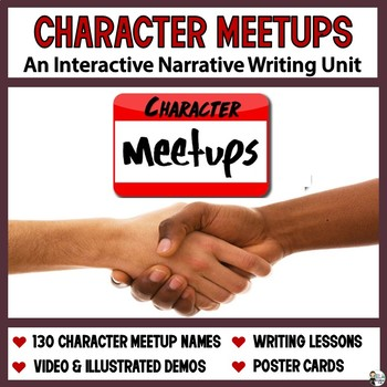 Character Meetups: Boring Characters Be Gone!