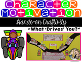 Character Motivation Craftivity