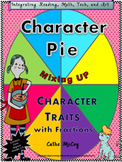 Character Trait Activities, Rank Order, Prioritize, Justif
