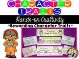 Character Traits Craftivity