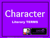CHARACTER interactive lessons & activities (editable) PowerPoint