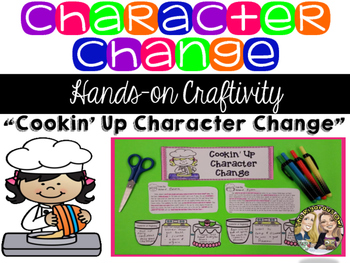 Character Change Craftvity
