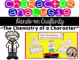 Character Analysis Characterization Craftivity