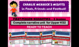 CHARLIE MERRICK'S FRIENDS, FOULS AND FOOTBALLS - COMPLETE