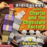 CHARLIE AND THE CHOCOLATE FACTORY by Roald Dahl: Studying Characters