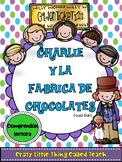 CHARLIE Y LA FÁBRICA DE CHOCOLATES. COMPRENSIÓN LECTORA