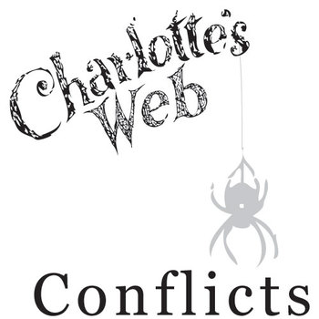 CHARLOTTE'S WEB Conflict Graphic Organizer - 6 Types of Conflict